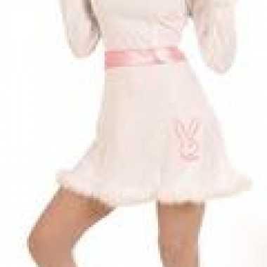 Bunny jurkje dames wit