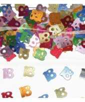 2x zakjes confetti 18 jaar verjaardag thema